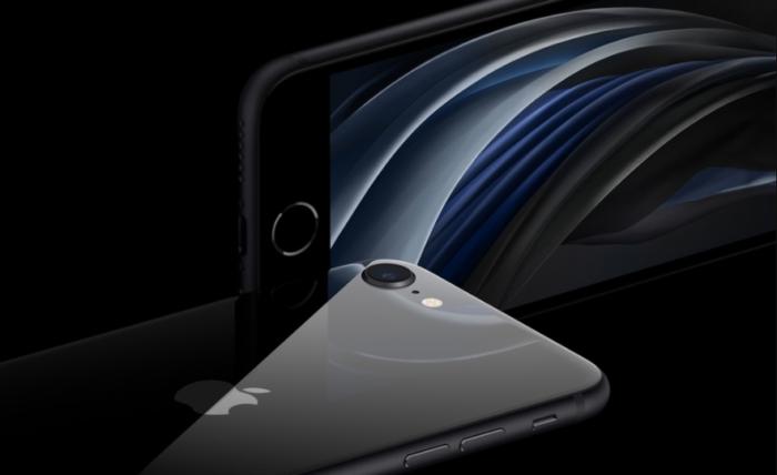 iPhone SE Preto