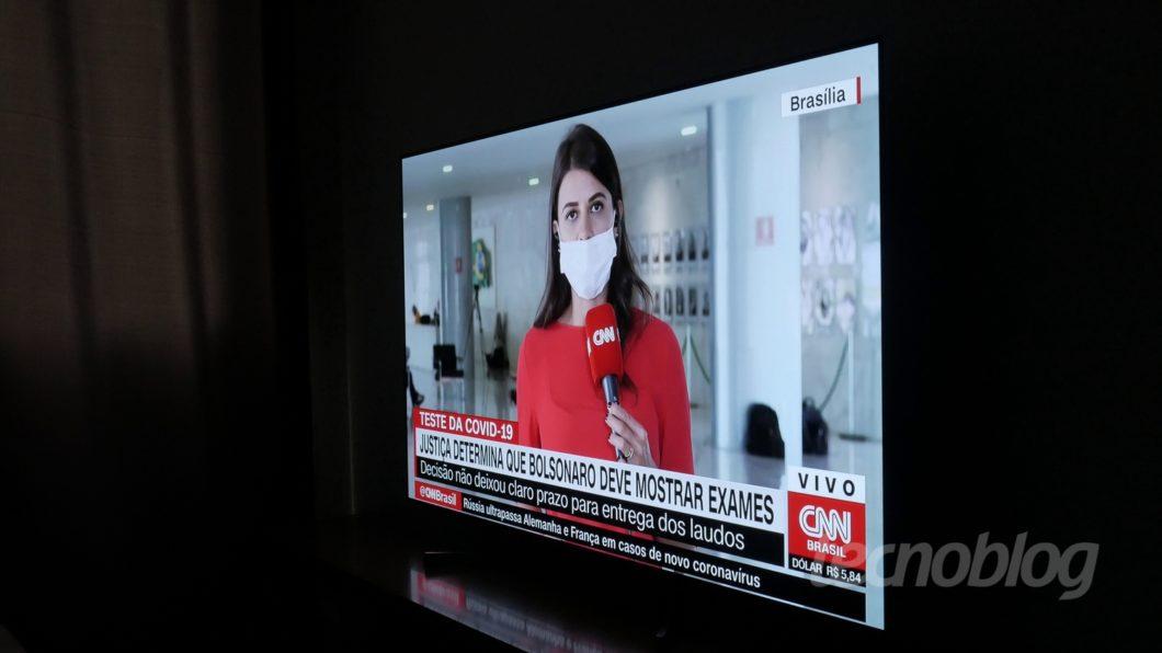 TV OLED LG B9 - Review