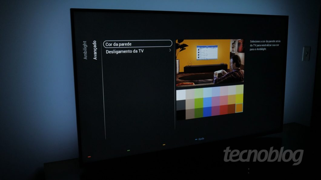 TV 4K Philips Ambilight 6700 - Review