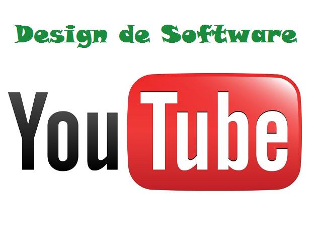 canal youtube design de software