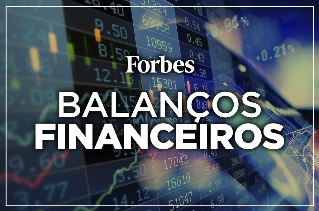 Balanço financeiro Forbes